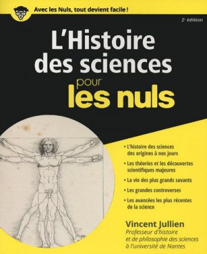 L'histoire des sciences pour les Nuls - first editions - 9782754079761 -
