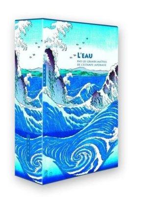 L'eau par les grands maîtres de l'estampe japonaise - Hazan - 9782754112109 -