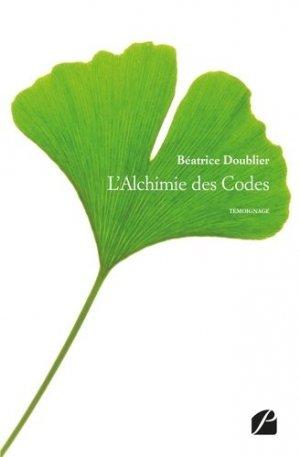 L'Alchimie des Codes - du pantheon - 9782754745581