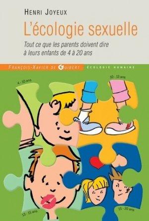 L'écologie sexuelle - francois-xavier de guibert - 9782755403879 -