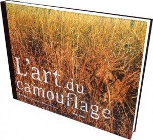 L'art du camouflage - hugo image - 9782755622294 -