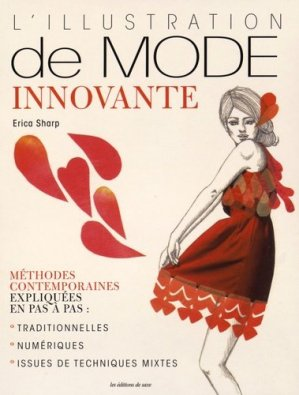 L'illustration de mode innovante - de saxe  - 9782756526416 -