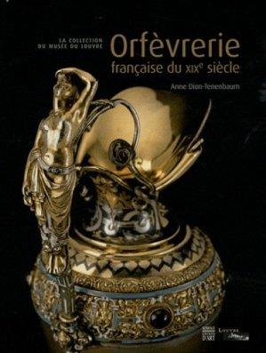 L'Orfèvrerie au XIXe siècle - somogy  - 9782757204450 -