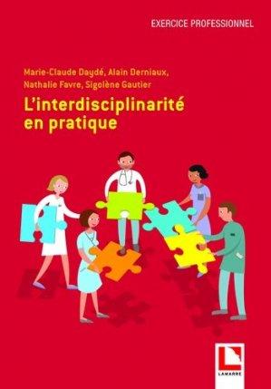 L'interdisciplinarité en pratique - lamarre - 9782757310755 -