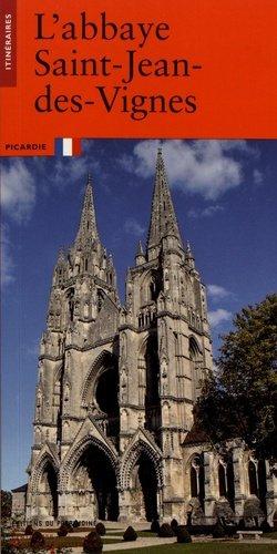 L'abbaye saint-jean-des-vignes - du patrimoine - 9782757705605 - rechargment cartouche, rechargement balistique