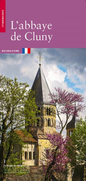 L'abbaye de Cluny - du patrimoine - 9782757706206 -