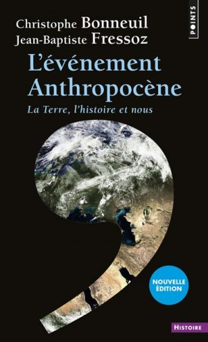 L'évènement anthropocène - points - 9782757859599 -