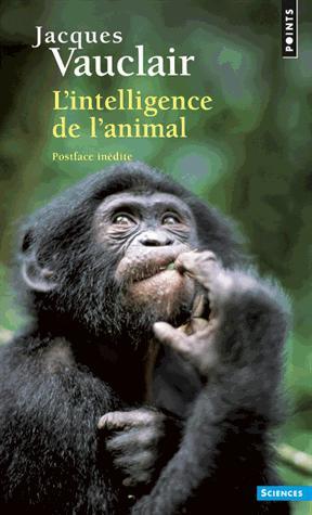 L'intelligence de l'animal - points - 9782757863374 -