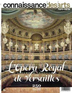 L'opéra royal de Versailles - connaissance des arts - 9782758009016 -