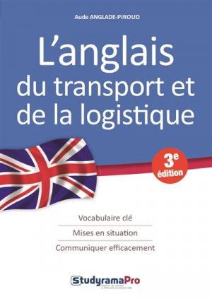 L'anglais du transport et de la logistique - studyrama - 9782759034536 -