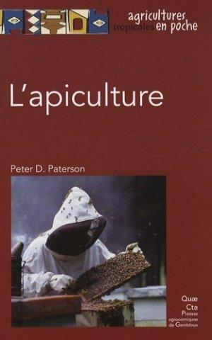 L'apiculture - quae / cta / presses agronomiques de gembloux - 9782759200795 -
