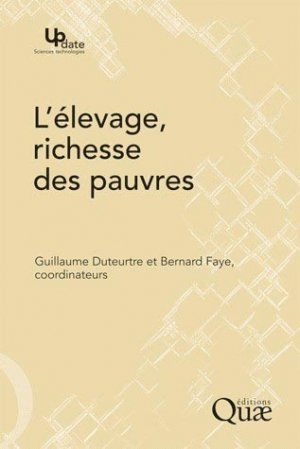 L'élevage, richesse des pauvres - quae  - 9782759205066 -