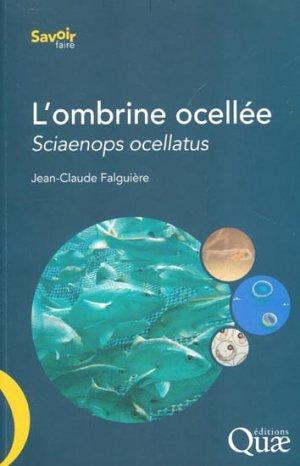 L'ombrine ocellée - quae  - 9782759216475 -