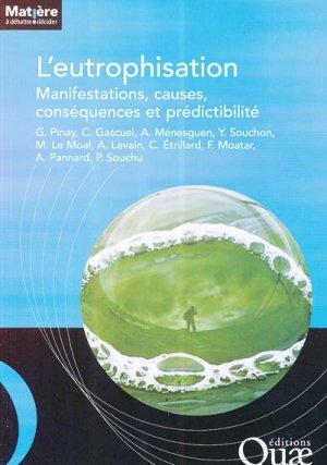 L'eutrophisation - quae - 9782759227563 -