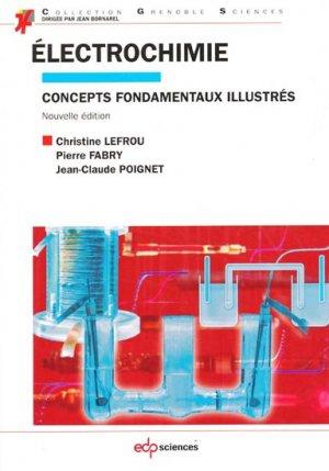 L'Électrochimie - edp sciences - 9782759809660 -
