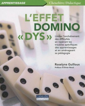 L'effet domino dys - cheneliere education (canada) - 9782765025351 -