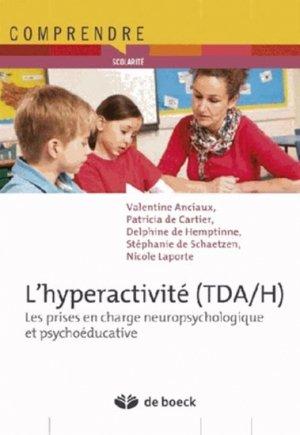L'hyperactivité (TDA/H) - de boeck superieur - 9782804176198 -