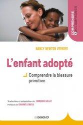 L'enfant adopté - De Boeck - 9782807326781 -