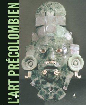 L'Art précolombien - place des victoires - 9782809912302 -