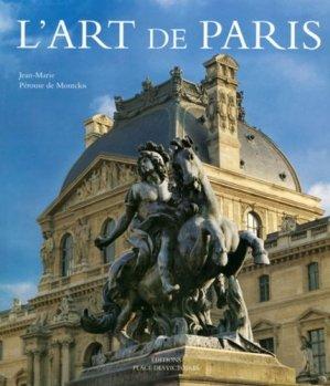 L'art de Paris - place des victoires - 9782809914931 -