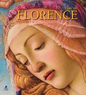 L'art de Florence - place des victoires - 9782809918199 -