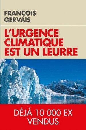 L'urgence climatique est un leurre - Editions du Toucan - 9782810009626 -