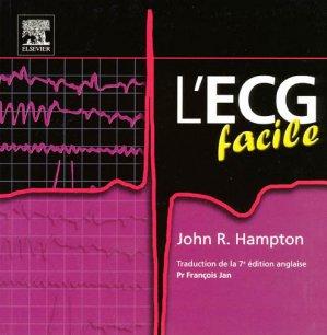 L'ECG facile - elsevier / masson - 9782810100941 -