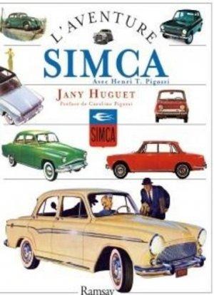 L'aventure Simca - Ramsay - 9782812202223 -