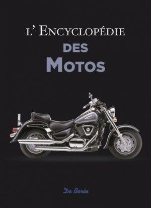 L'encyclopedie des motos - de boree - 9782812920400 -