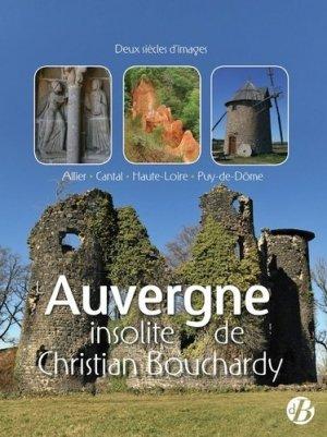 L'Auvergne insolite - De Borée - 9782812924590 -