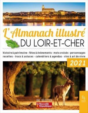 L'almanach illustré du Loir-et-Cher - alan sutton - 9782813814036 -