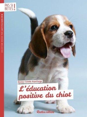 L'éducation positive du chiot - rustica - 9782815312660 -