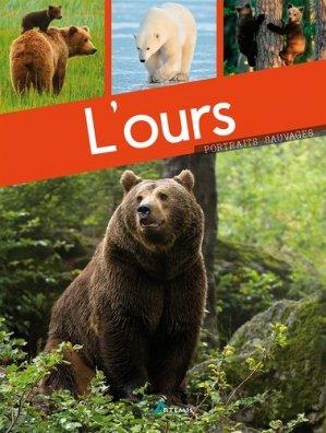 L'ours - Artémis - 9782816008715 -