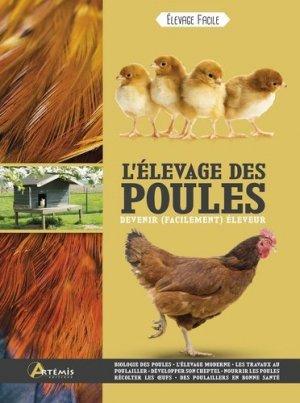 L'élevage des poules - artemis - 9782816014037 -