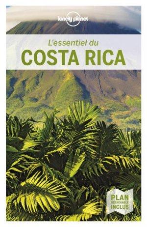 L'essentiel du Costa Rica - lonely planet - 9782816192667 -