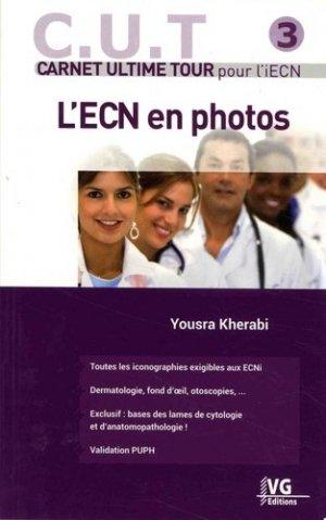 L'ECN en photos - vernazobres grego - 9782818316740 -