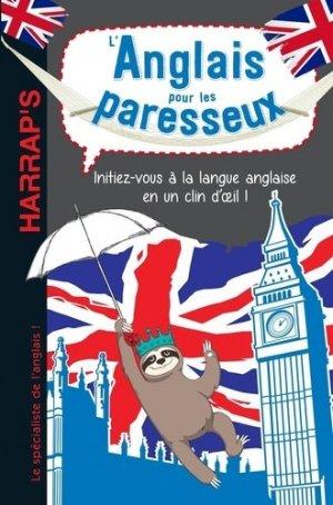 L'anglais pour les paresseux - harrap's - 9782818707593 -