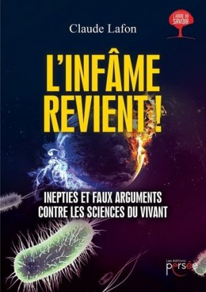 L'infâme revient ! - Editions Persée - 9782823118384 -