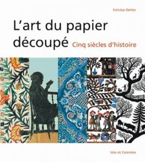 L'art du papier découpé - ides et calendes - 9782825802540 -