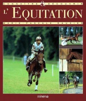 L'équitation - Minerva - 9782830705652 -