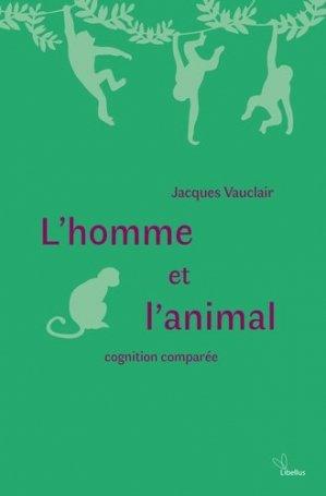 L'homme et l'animal - Presses universitaires de Paris Ouest - 9782840163671 -