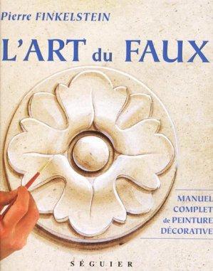 L'Art du Faux - seguier - 9782840491651 -