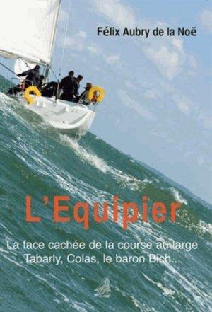 L'Equipier - ancre de marine - 9782841412358 -