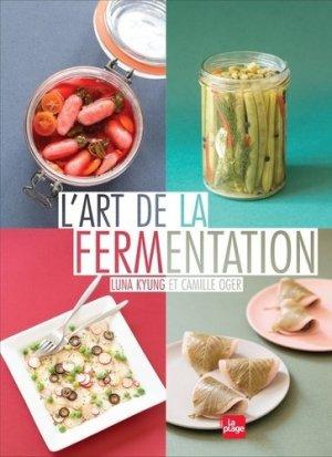 L'art de la fermentation - la plage - 9782842214500 -