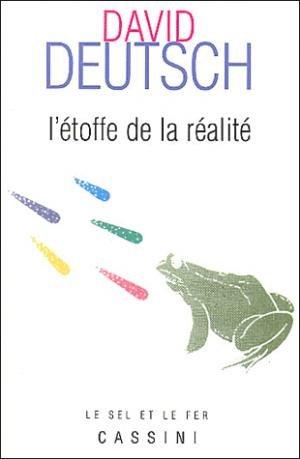 L'étoffe de la réalité - cassini - 9782842250249 -