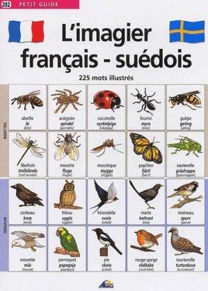 L'imagier français-suédois - Aedis - 9782842593018 -