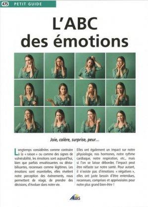 L'ABC des émotions - Aedis - 9782842599713 -