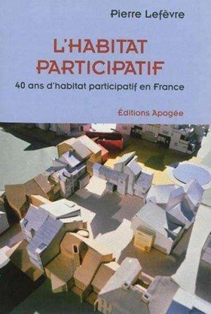 L'Habitat participatif - apogee - 9782843984501 -