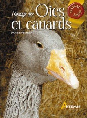 L'élevage des oies et des canards - artemis - 9782844163486 -