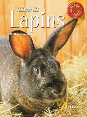 L'élevage des lapins - artemis - 9782844163516 -